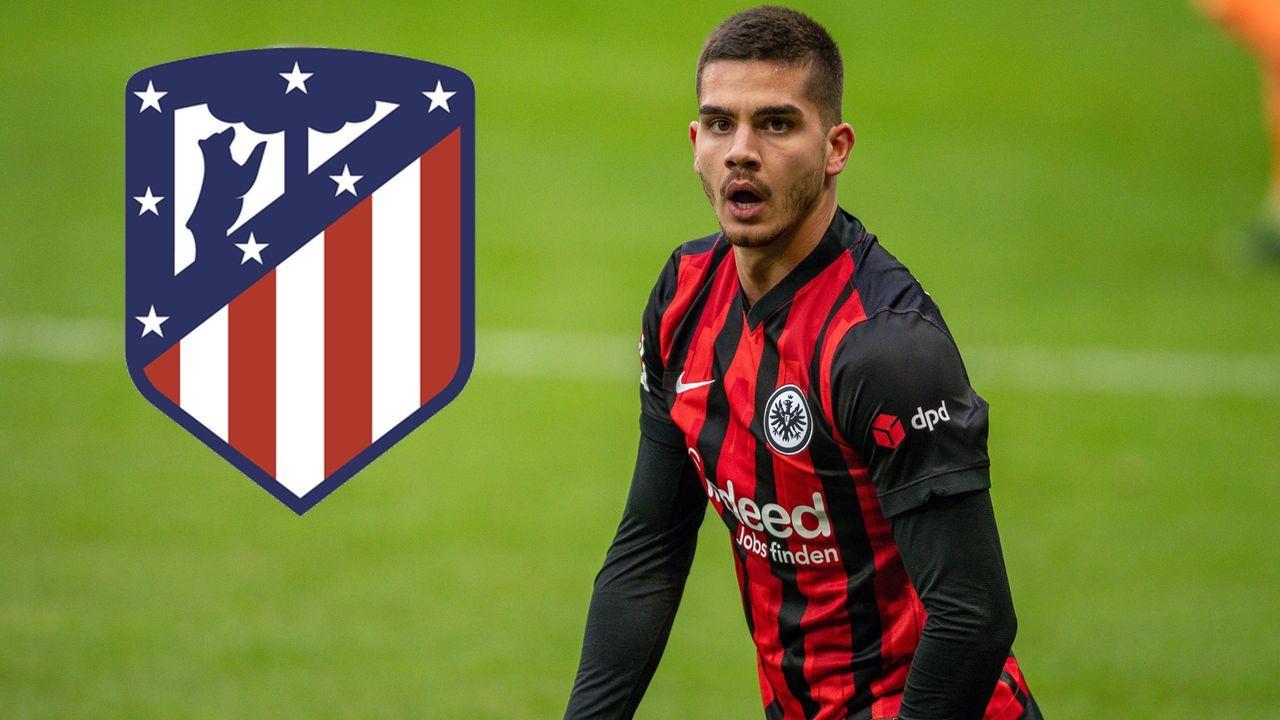 Andre Silva (Eintracht Frankfurt) - Bildquelle: imago images/Eibner