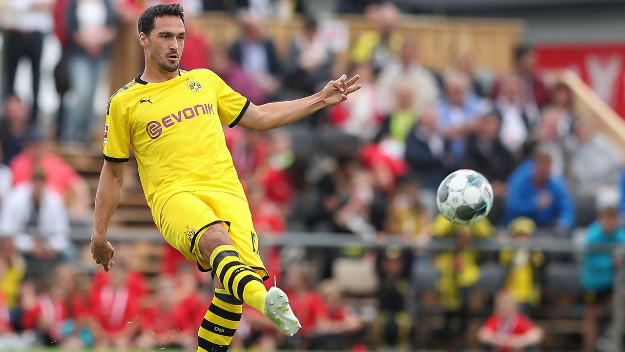 Mats Hummels - Bildquelle: 2019 Getty Images
