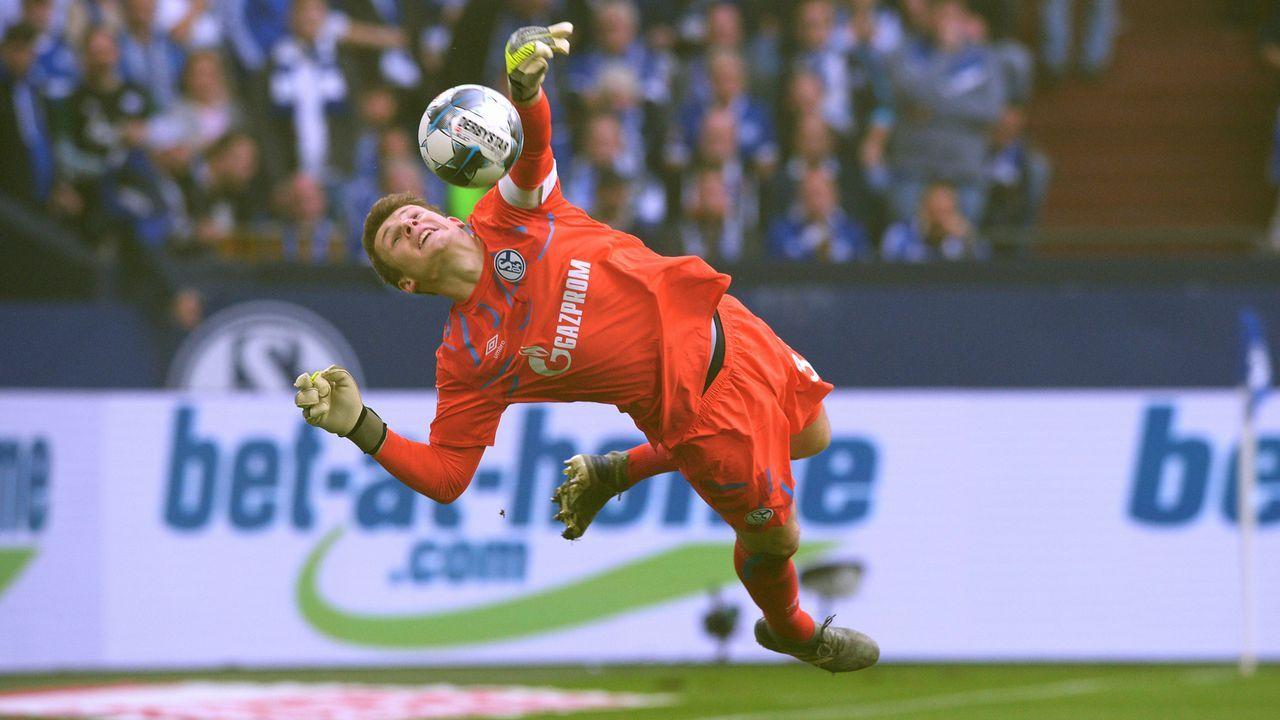Alexander Nübel (Schalke 04) - Bildquelle: imago