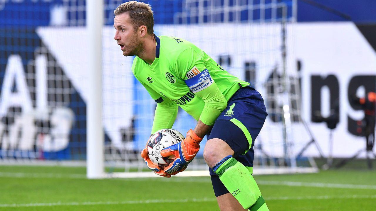 Ralf Fährmann (FC Schalke 04) - Bildquelle: imago/Revierfoto