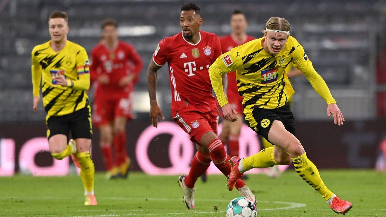 FC Bayern München  - Bildquelle: 2021 Getty Images