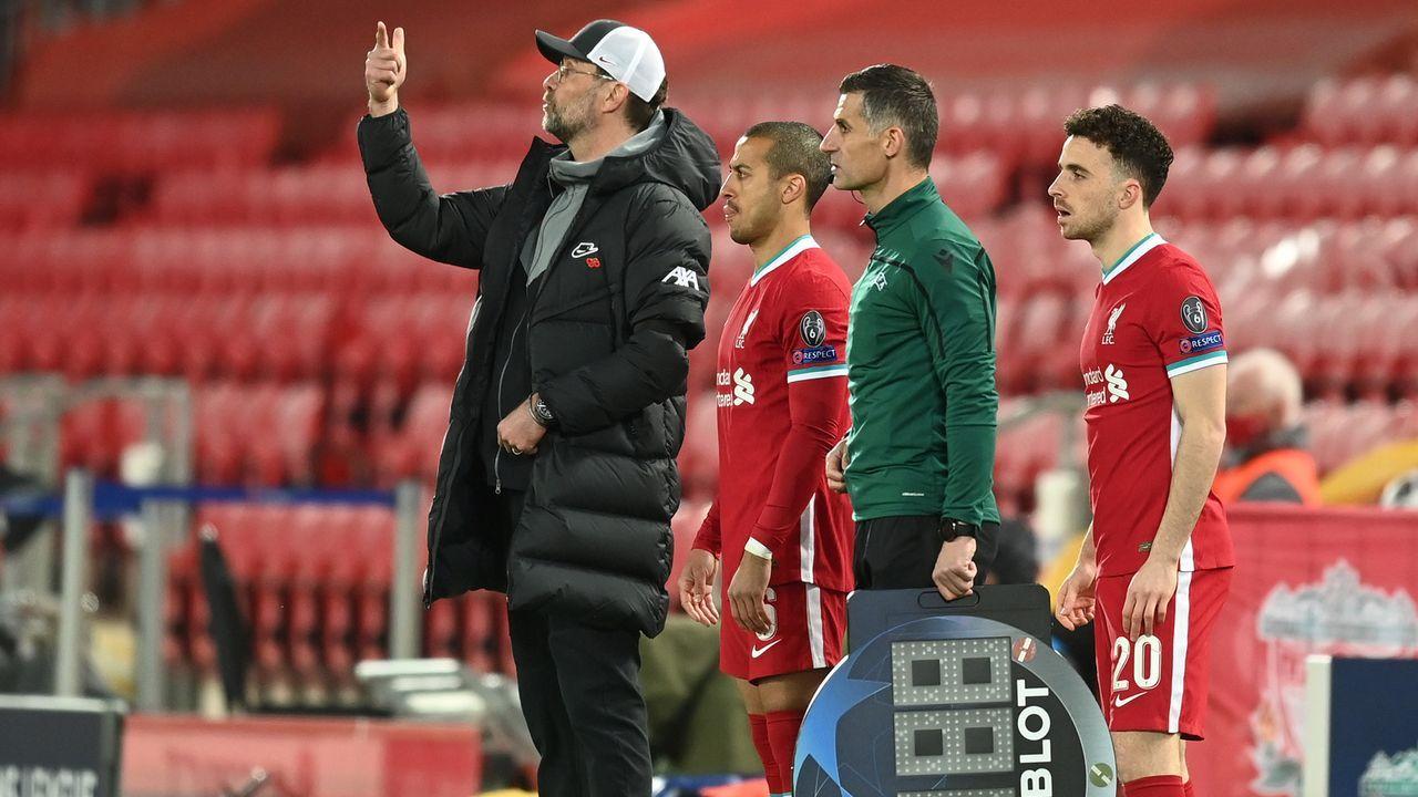 Liverpool geht All-In - Bildquelle: 2021 Getty Images