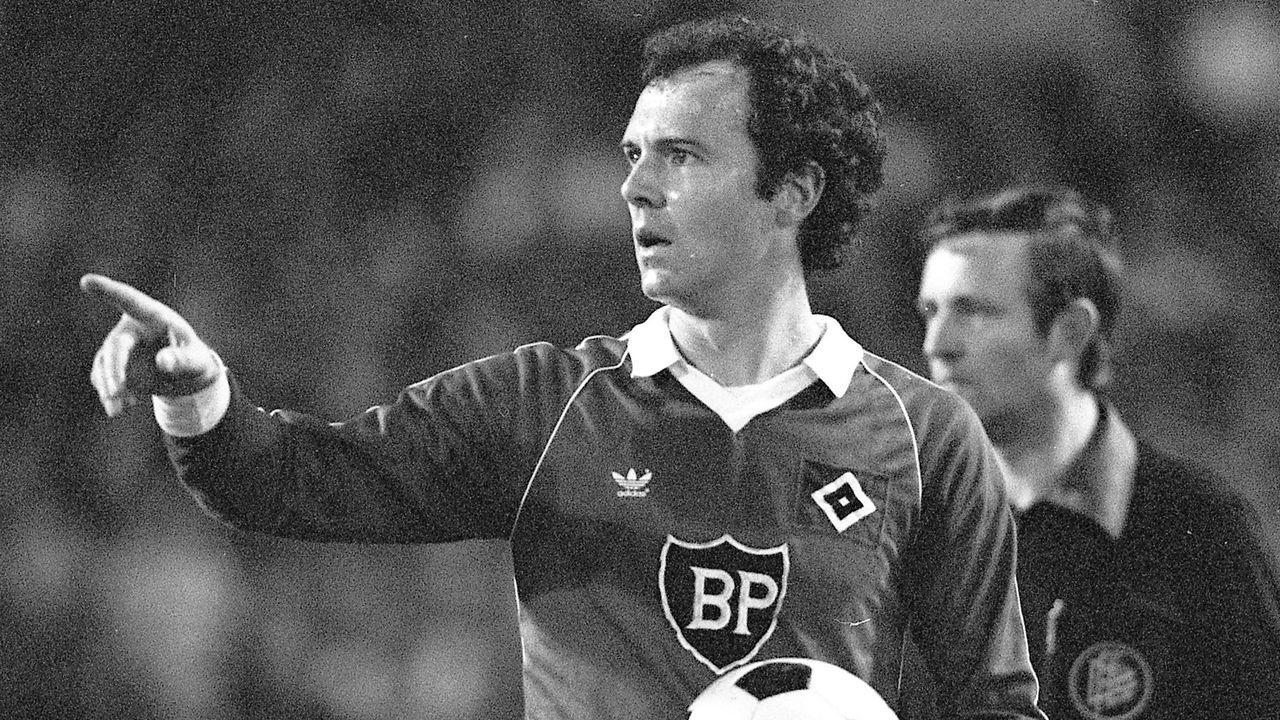 Franz Beckenbauer - Bildquelle: imago/Sven Simon