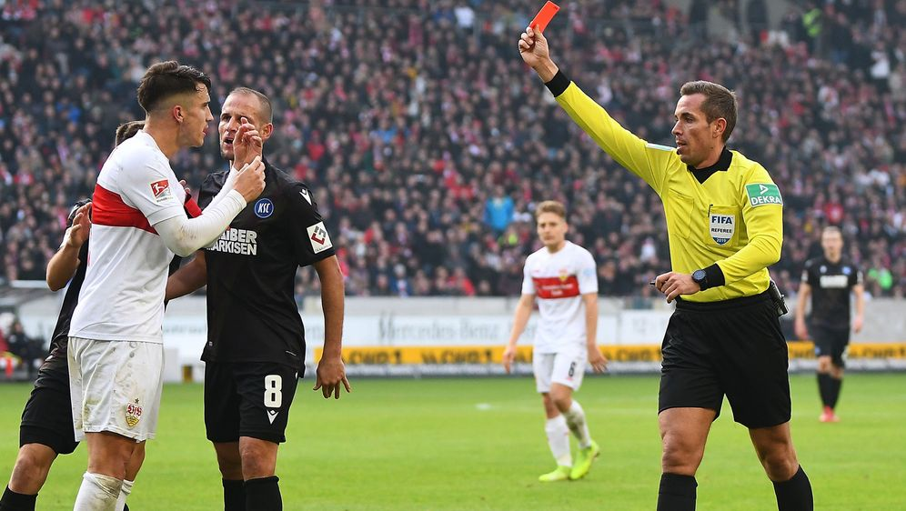 Der VfB muss drei Spiele lang auf Marc-Oliver Kempf verzichte. - Bildquelle: FIROFIROSID
