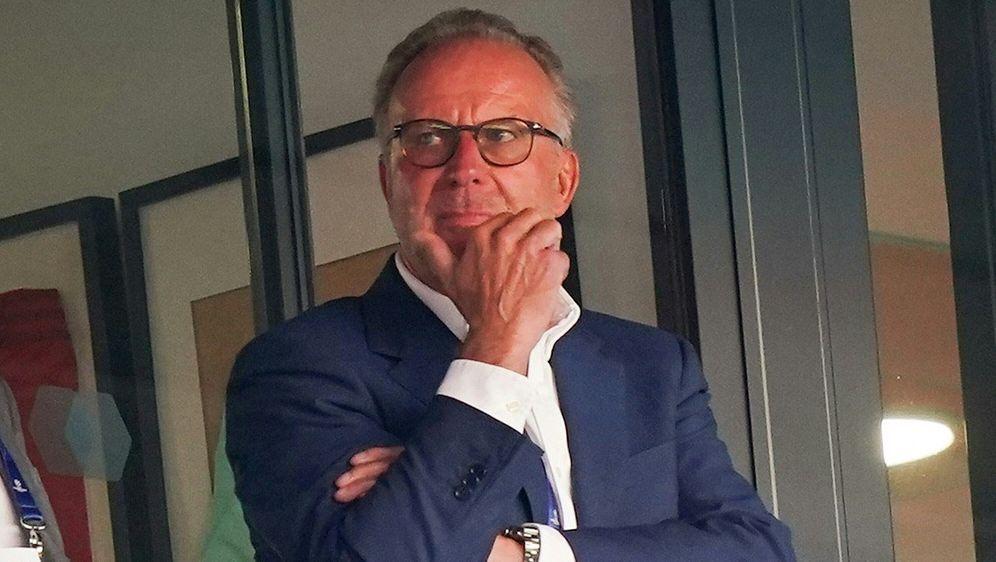 """Karl-Heinz Rummenigge wart vor """"Drama"""" für den Fußball - Bildquelle: FIROFIROSID"""