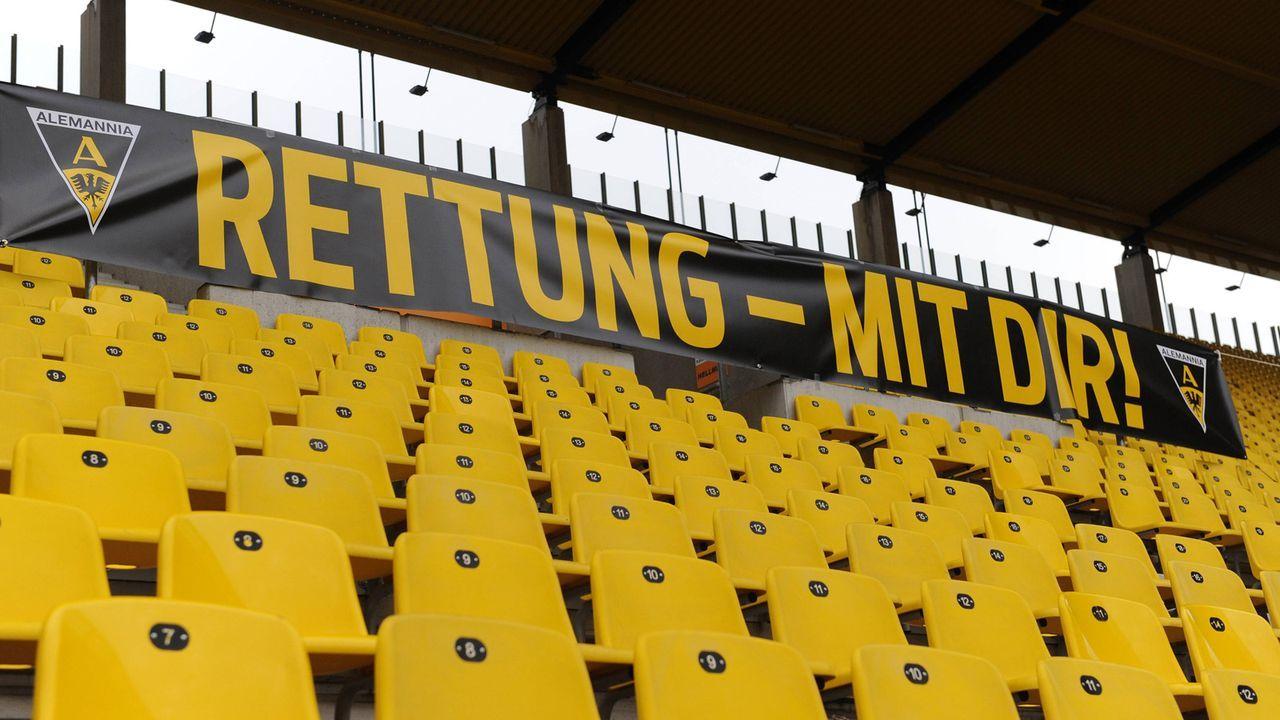 2012/13: Alemmania Aachen - Bildquelle: imago sportfotodienst