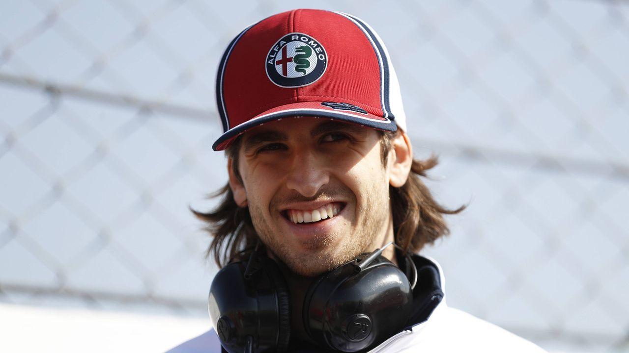 Antonio Giovinazzi - Bildquelle: imago images / Motorsport Images