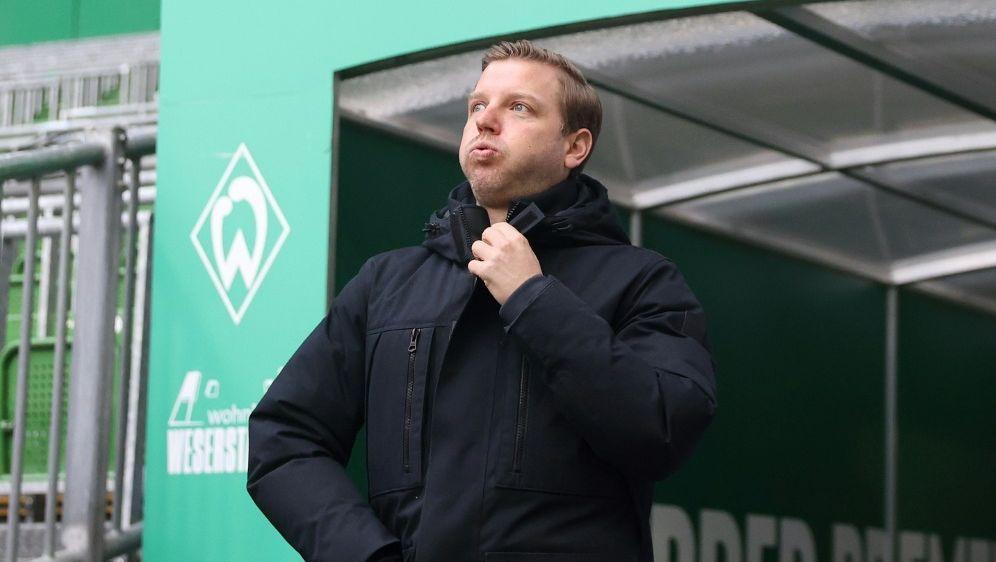 Florian Kohfeldt spricht über Fußball in Coronazeiten - Bildquelle: FIROFIROSID
