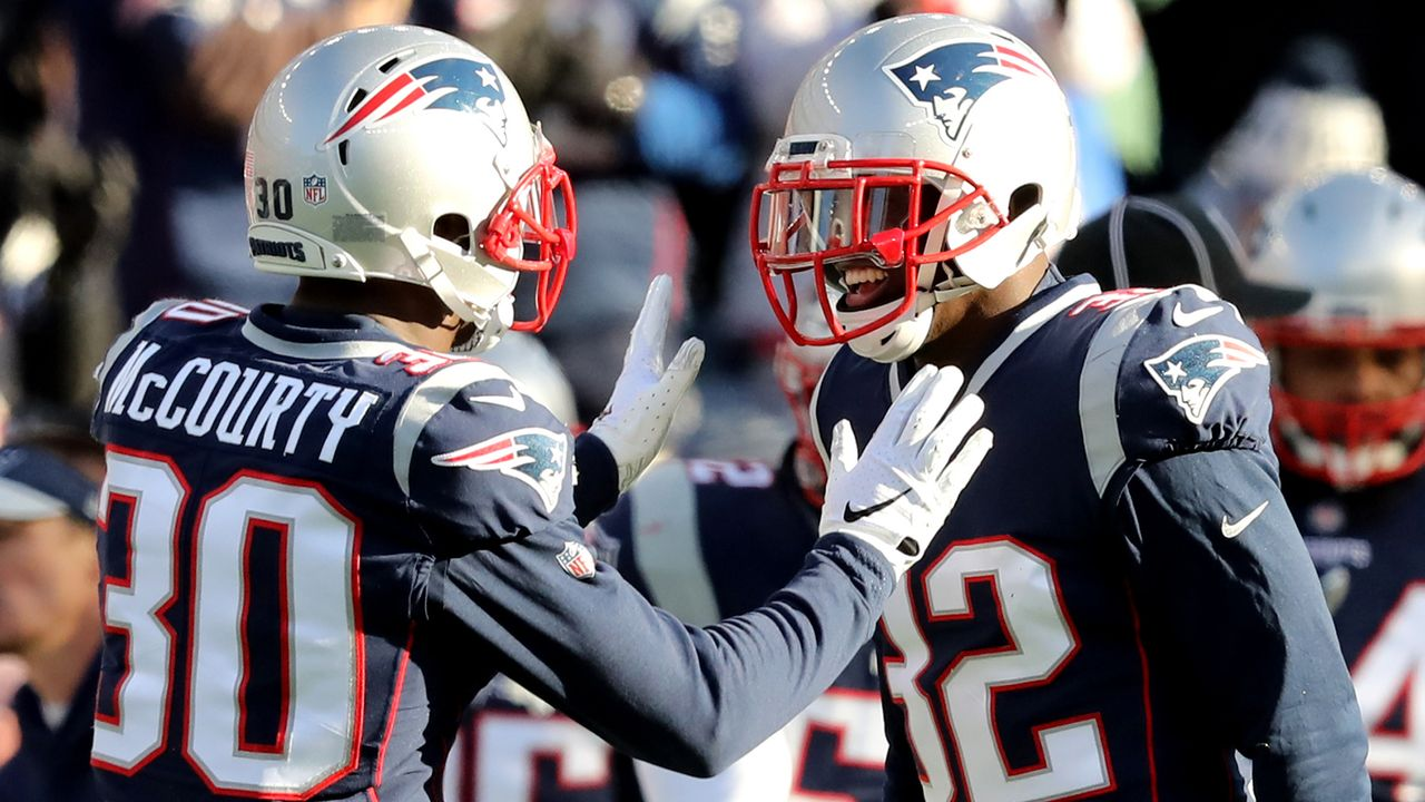 McCourty-Bros, Defensive Backs - Bildquelle: Getty Images