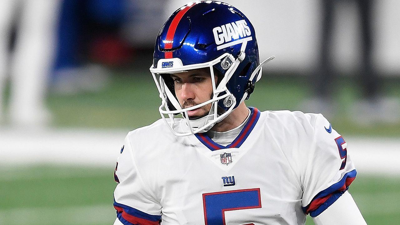 Graham Gano (New York Giants) - Bildquelle: 2020 Getty Images