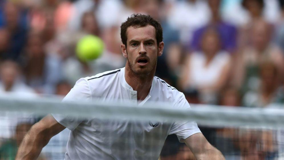 Tennis: Andy Murray kehrt nach einer Hüft-OP zurück - Bildquelle: PIXATHLONPIXATHLONSID