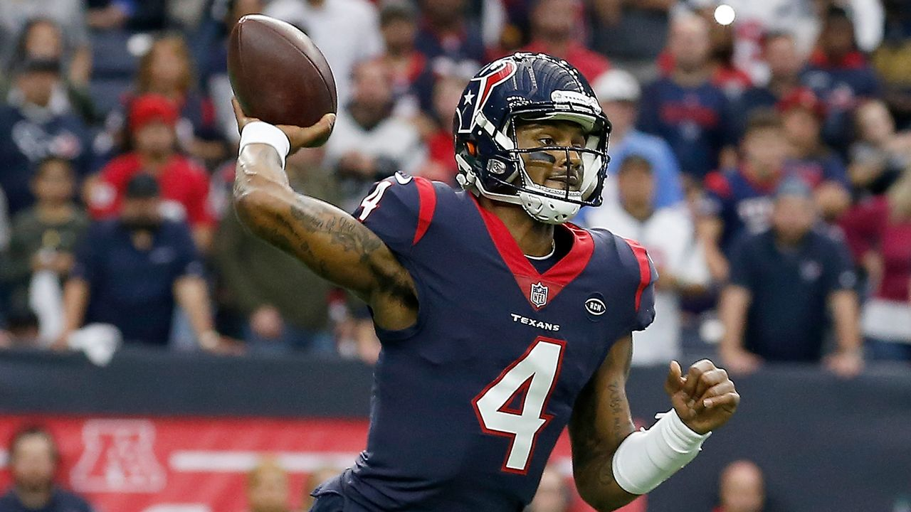 Deshaun Watson (Houston_Texans) - Bildquelle: 2019 Getty Images