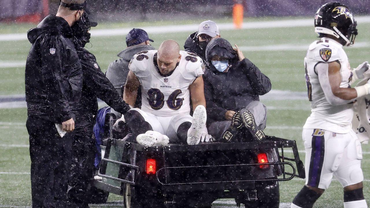 Nick Boyle (Baltimore Ravens) - Bildquelle: imago