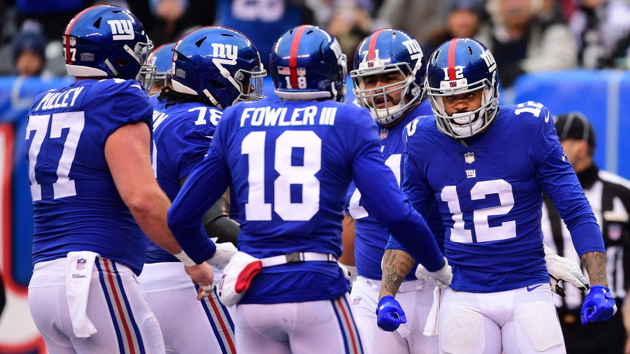 New York Giants - Bildquelle: 2018 Getty Images