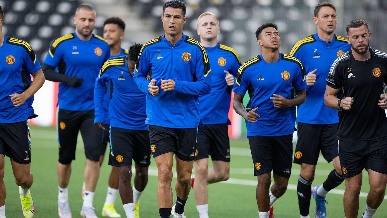 Platz 8: Manchester United - Bildquelle: imago images/Pro Sports Images