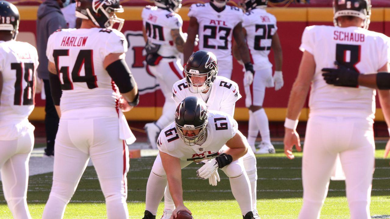 Atlanta Falcons - Bildquelle: 2020 Getty Images