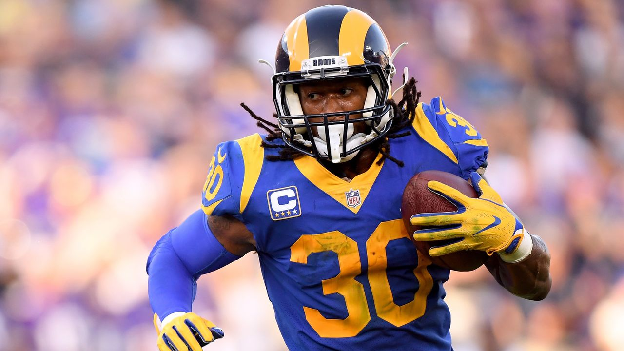 Todd Gurley (Los Angeles Rams, Running Back) - Bildquelle: 2018 Getty Images