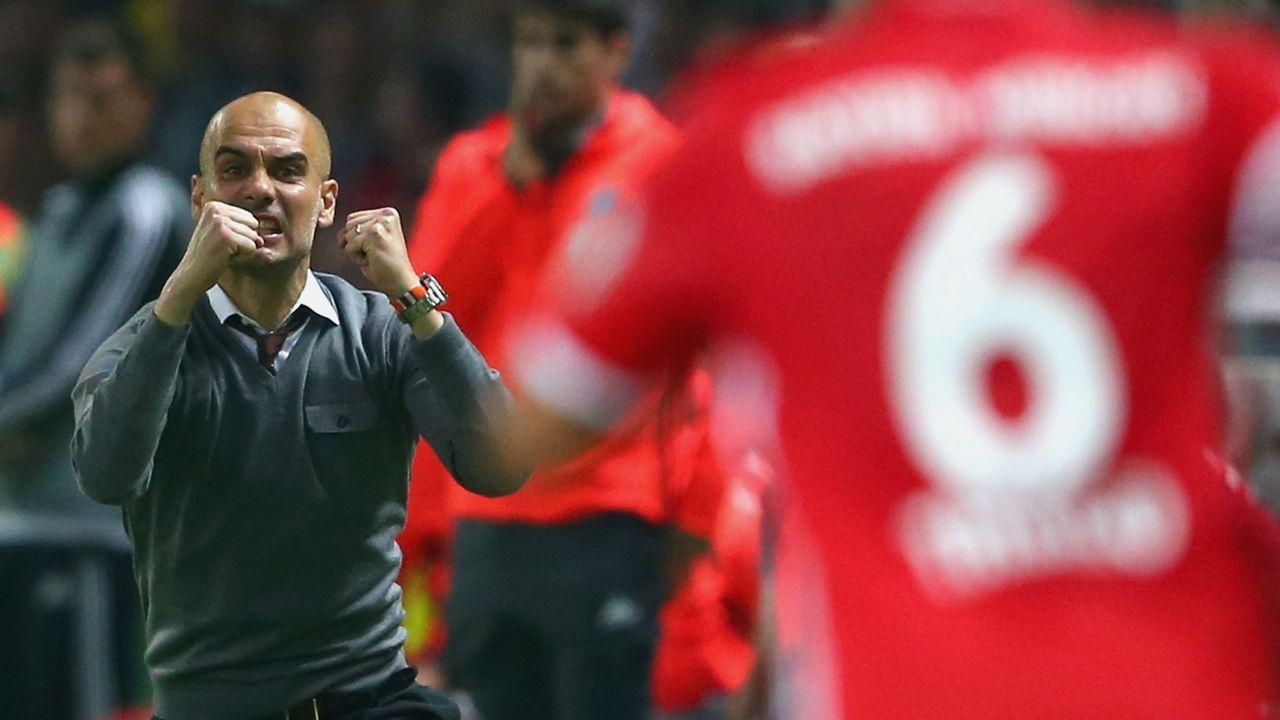 Pep Guardiola (Manchester City) - Bildquelle: Getty Images
