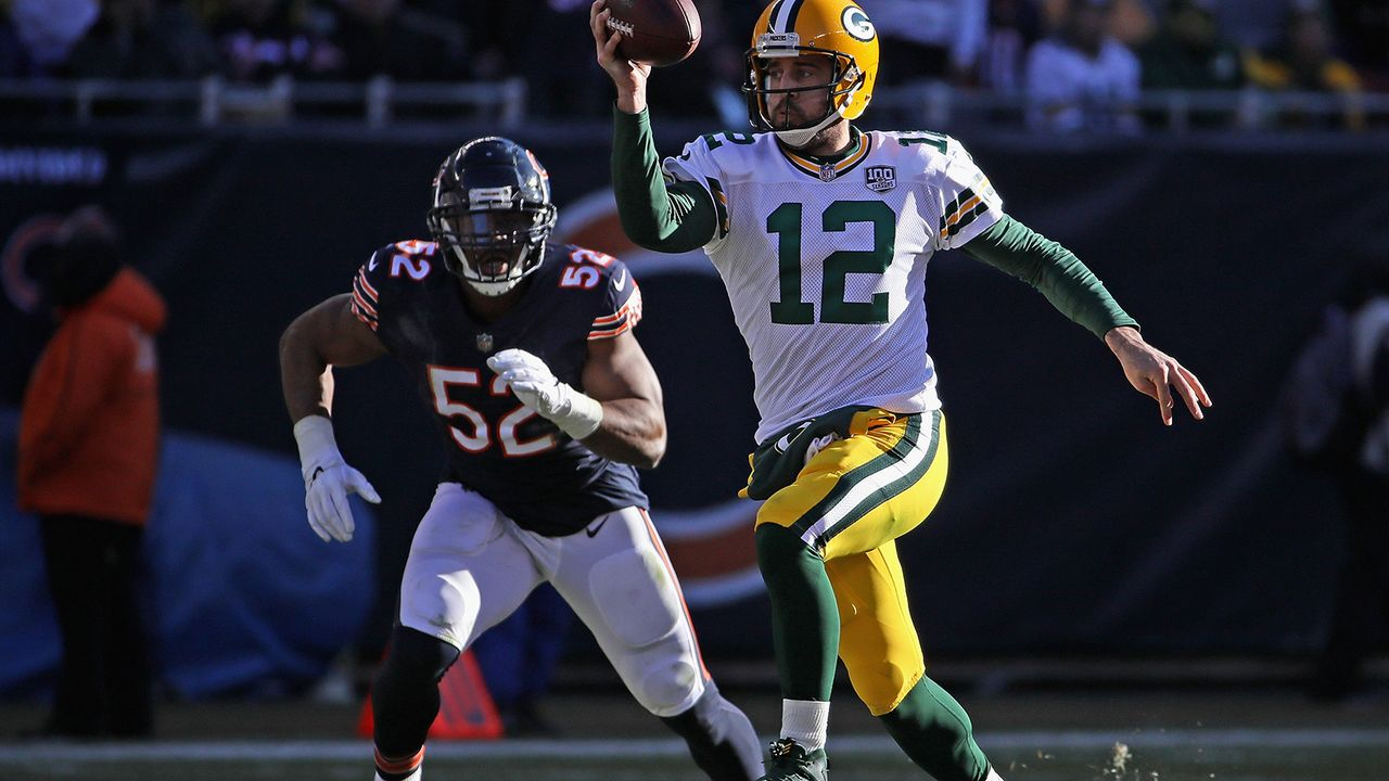 Woche 15: Chicago Bears at Green Bay Packers  - Bildquelle: 2018 Getty Images