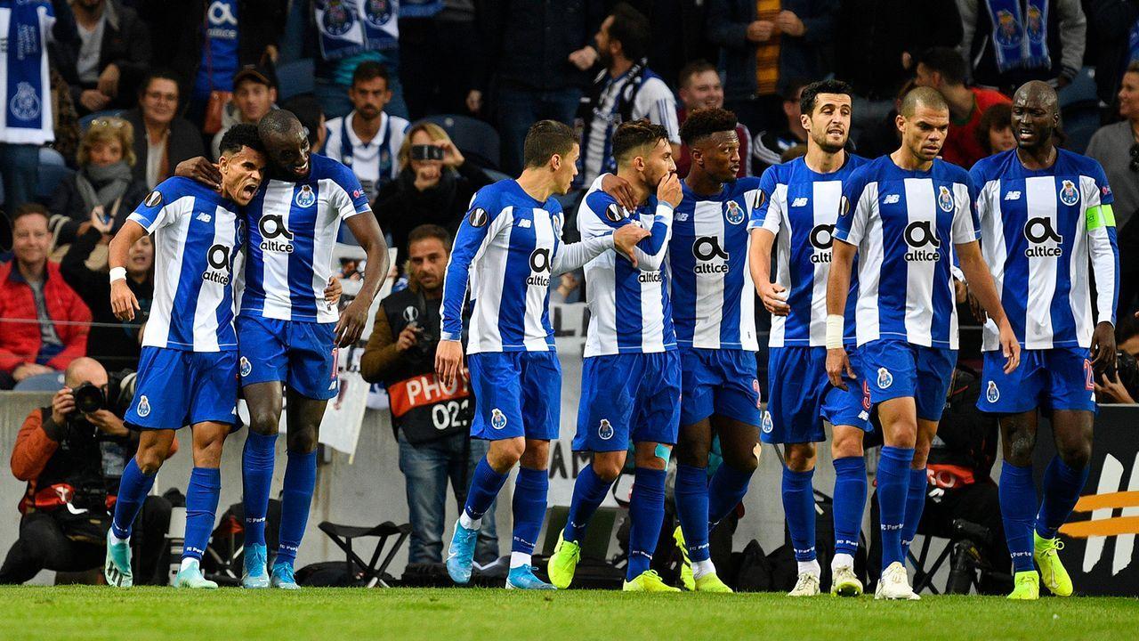 Liga Nos (Portugal) - Bildquelle: Getty Images
