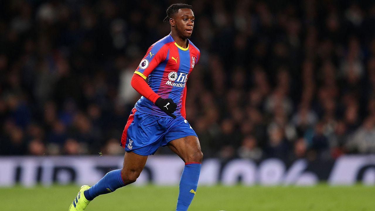 Aaron Wan-Bissaka (Manchester United) - Bildquelle: Getty Images