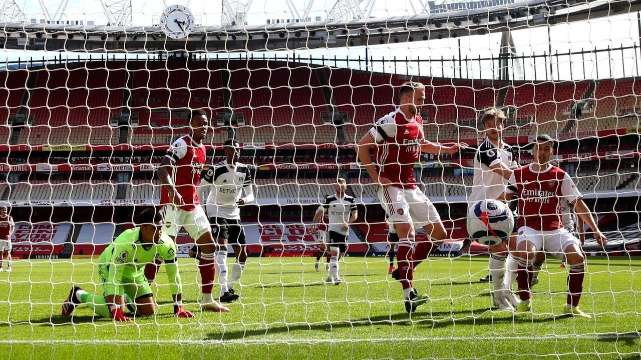FC Arsenal - Bildquelle: Getty