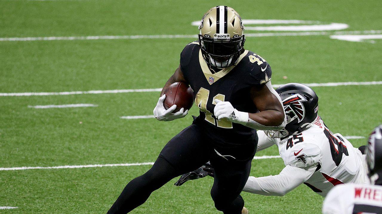 Rushing Offense: New Orleans Saints - 32 Punkte - Bildquelle: 2020 Getty Images