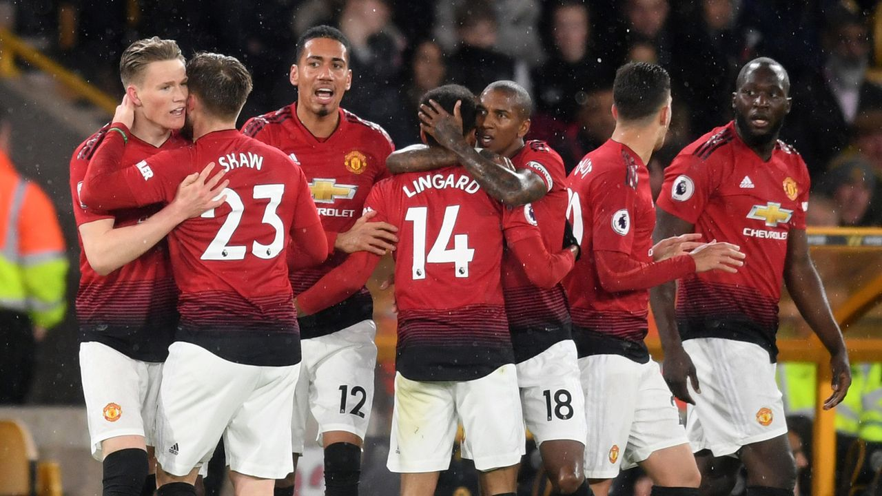 Platz 7: Manchester United - Bildquelle: 2019 Getty Images