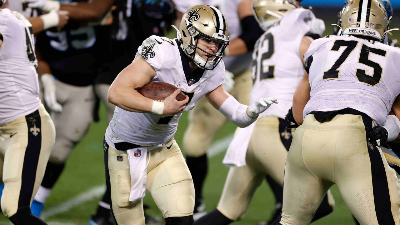 2. Platz: New Orleans Saints - 68,8 Prozent Erfolgsquote - Bildquelle: getty
