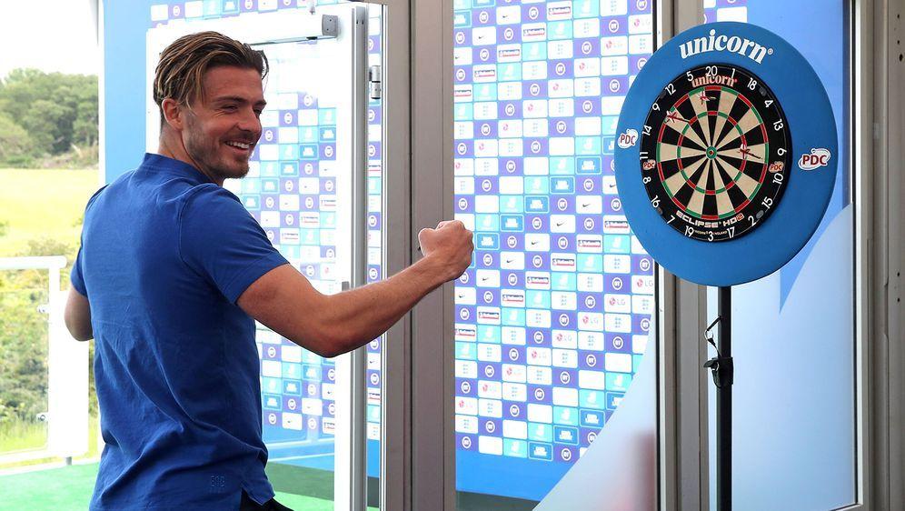 Jack Grealish spielt seit 2016 wieder für England. - Bildquelle: imago images/PA Images