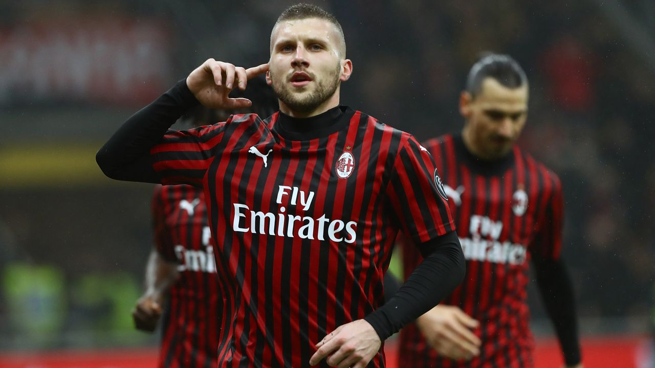 Ante Rebic (AC Mailand) - Bildquelle: 2020 Getty Images
