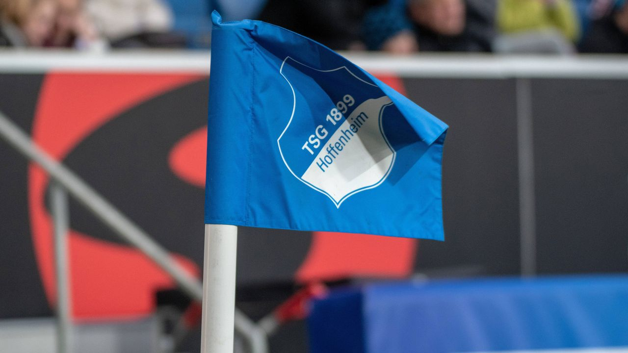 Platz 12 (geteilt): TSG Hoffenheim - Bildquelle: imago images/Hartenfelser