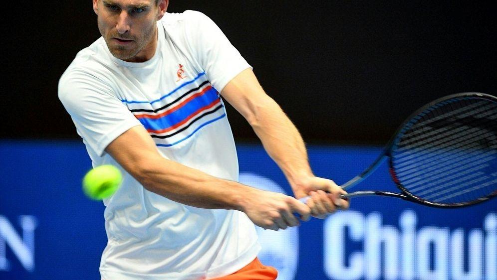 Peter Gojowczyk steht im Halbfinale von Washington - Bildquelle: PIXATHLONPIXATHLONSID