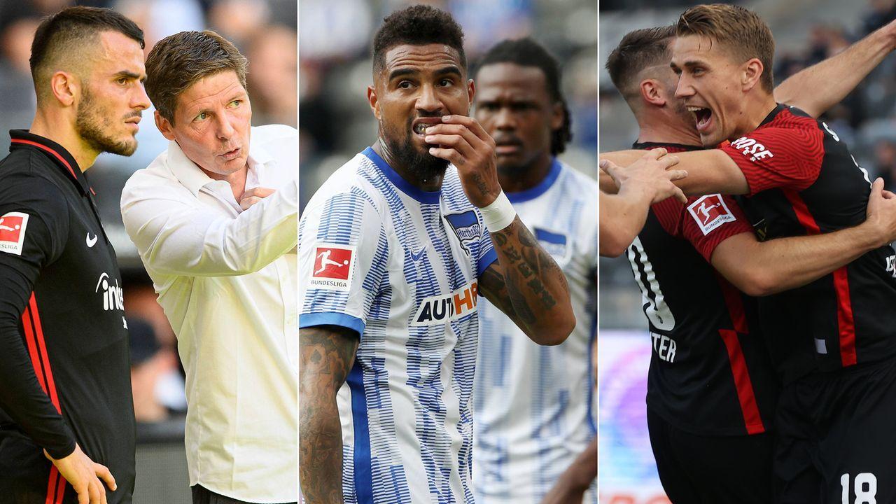 Nach sieben Spielen: Die bisherigen Erkenntnisse der Bundesliga-Saison 2021/22 - Bildquelle: Getty Images/Imago