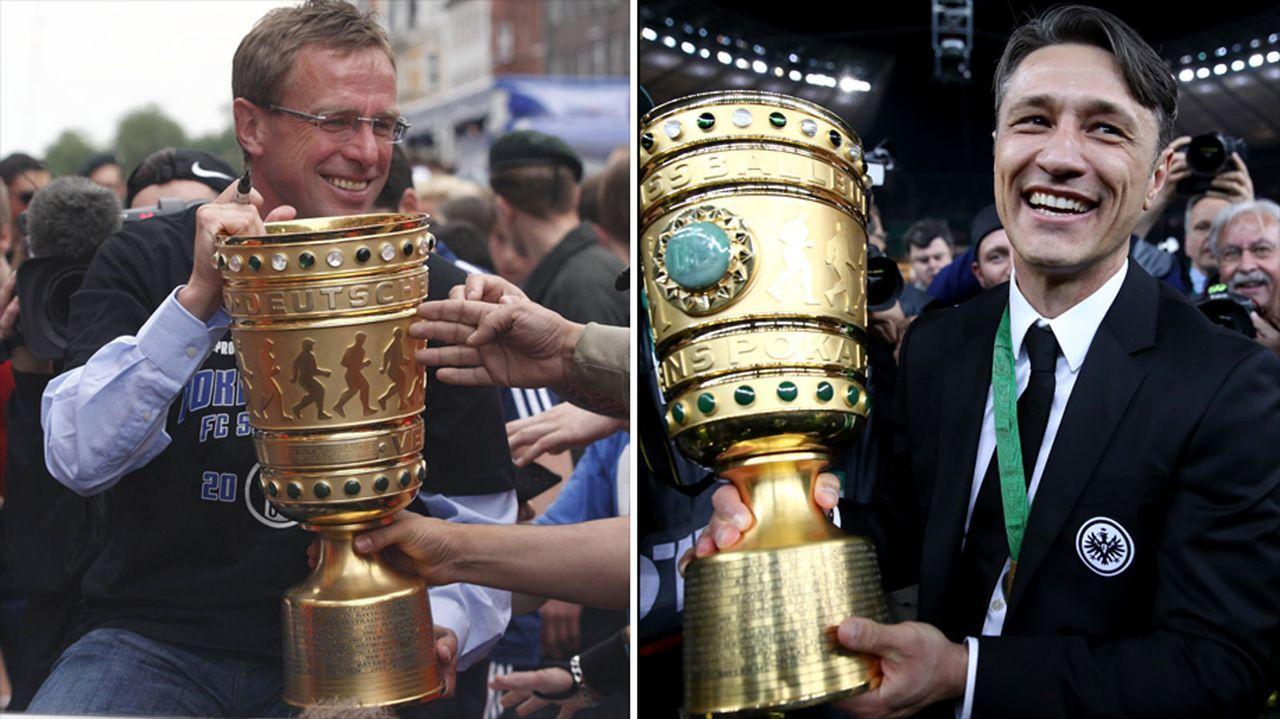 Beide Trainer haben Pokal schon gewonnen - Bildquelle: imago, Getty Images