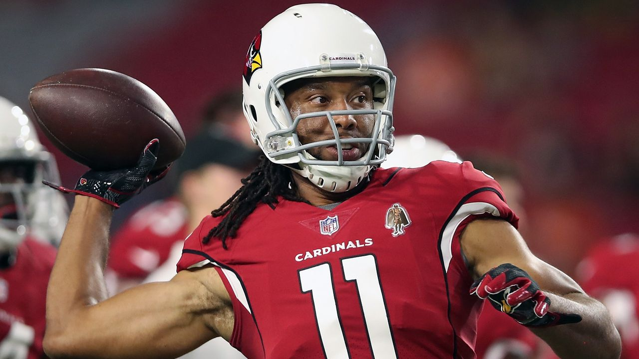 Larry Fitzgerald (Arizona Cardinals) - Bildquelle: 2018 Getty Images