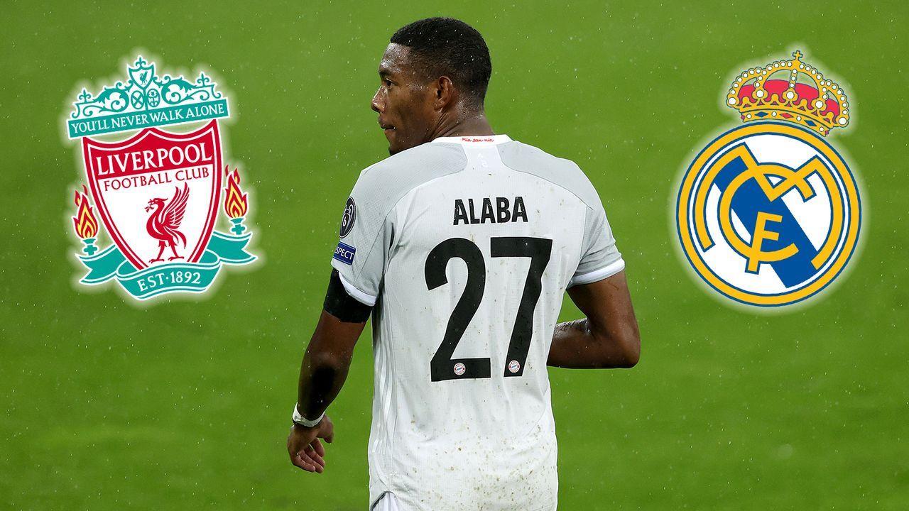 David Alaba (FC Bayern München) - Bildquelle: Getty Images