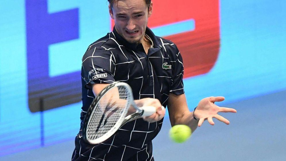 Daniil Medwedew gewinnt das ATP-Turnier auf Mallorca - Bildquelle: AFPAPASIDHELMUT FOHRINGER