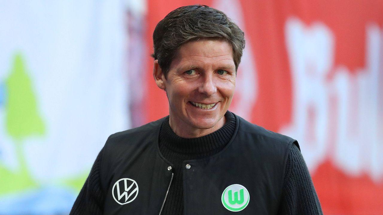 Trainer der Saison: Oliver Glasner (VfL Wolfsburg) - Bildquelle: imago images/regios24