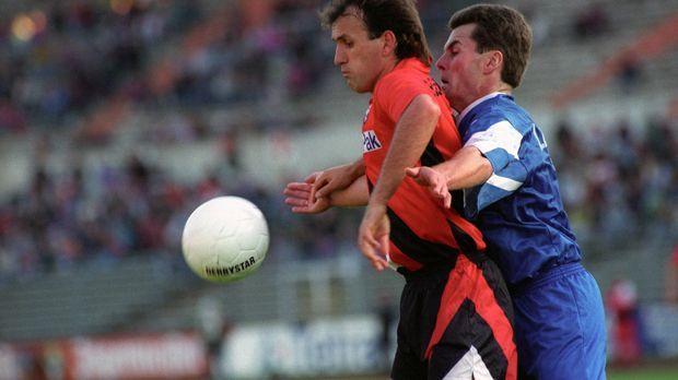 Platz 7 - VfB Leipzig (1993/94, 20 Punkte, 32:69 Tore) - Bildquelle: imago sportfotodienst