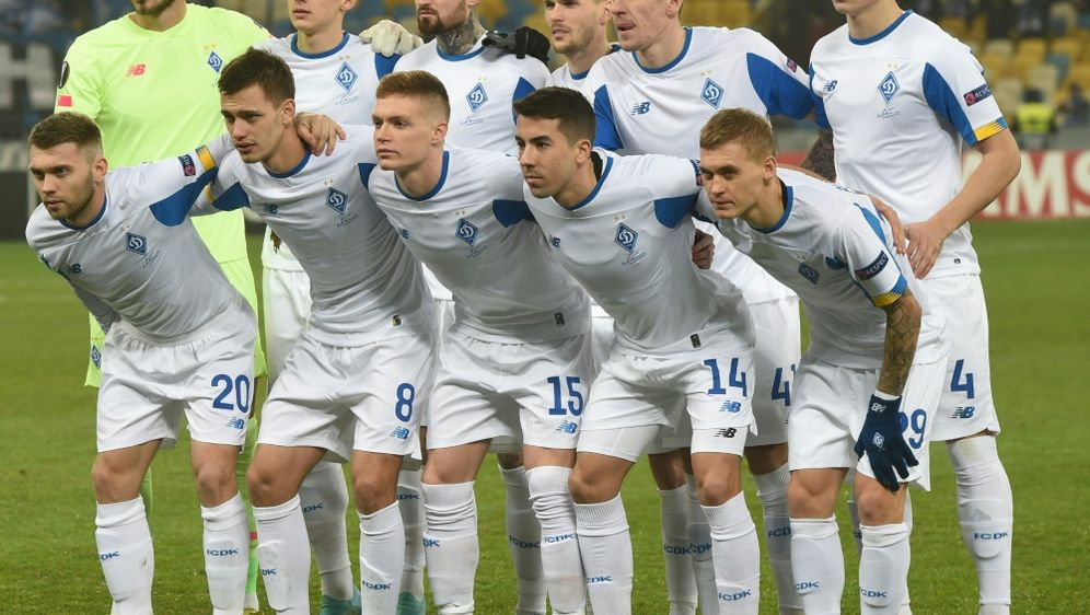 Kiew gewann den Pokal erstmals wieder seit 2015 - Bildquelle: AFPSIDSERGEI SUPINSKY