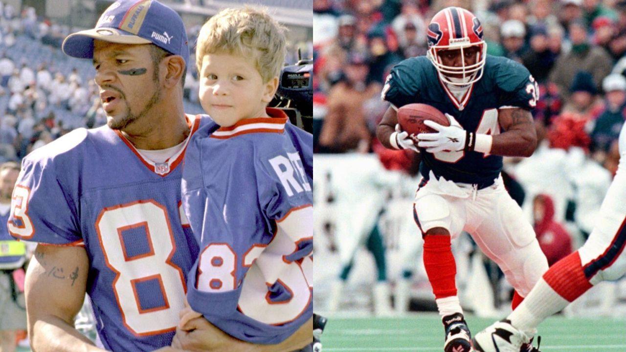 Buffalo Bills: Andre Reed/Thurman Thomas - Bildquelle: imago