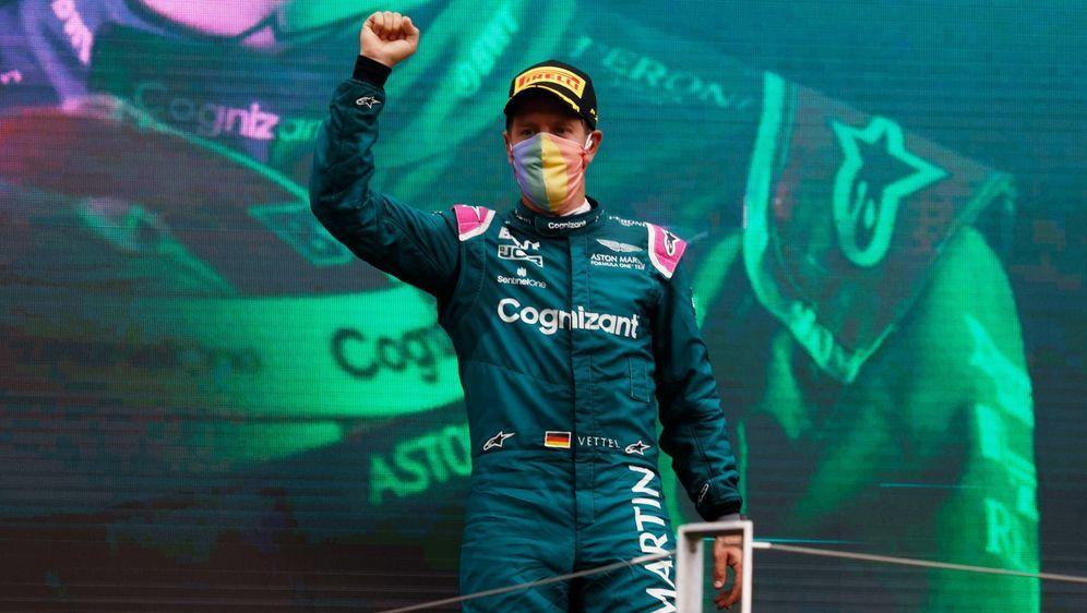 Sebastian Vettel hofft auf Siege mit Aston Martin. - Bildquelle: Getty