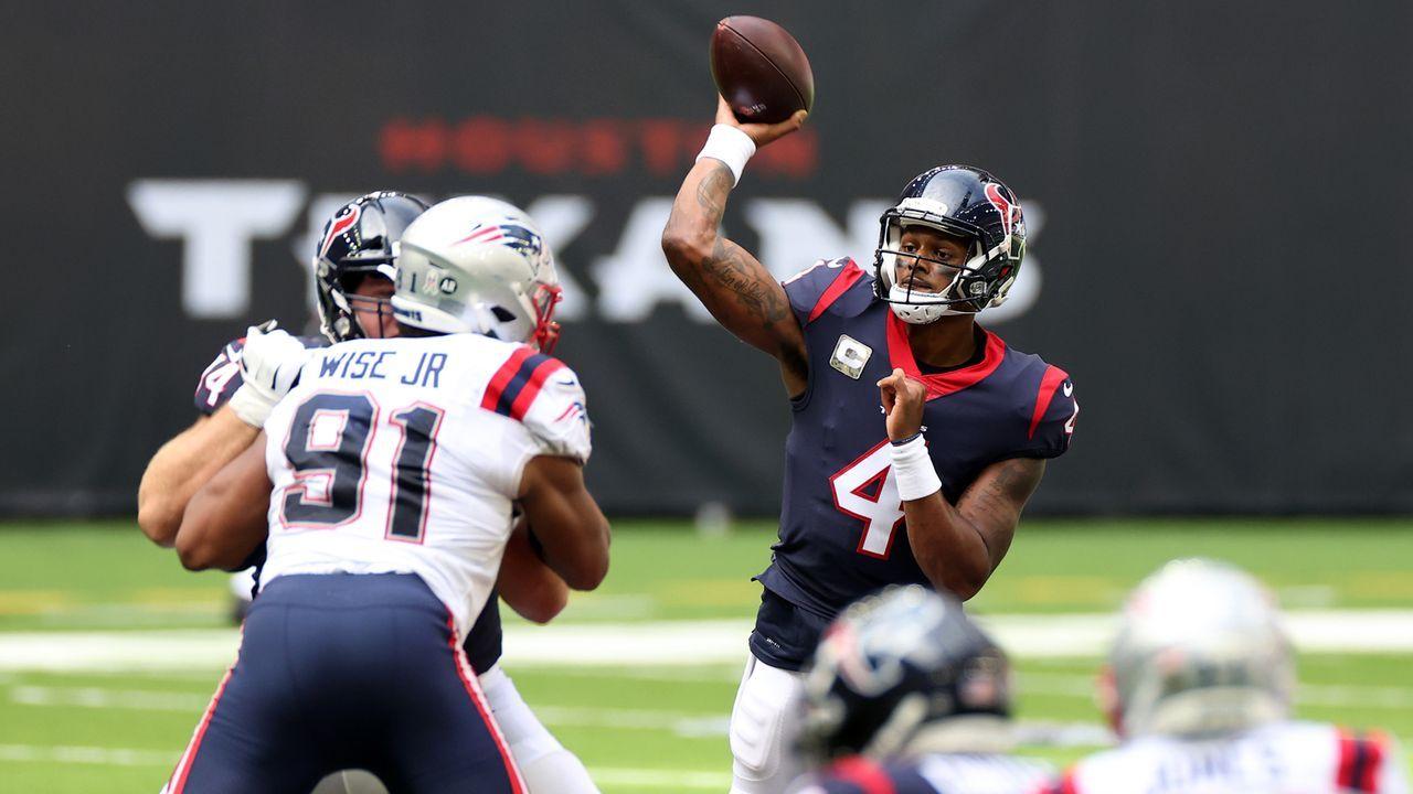 Quarterback: Deshaun Watson - 68 Punkte als Kapitän - Bildquelle: 2020 Getty Images