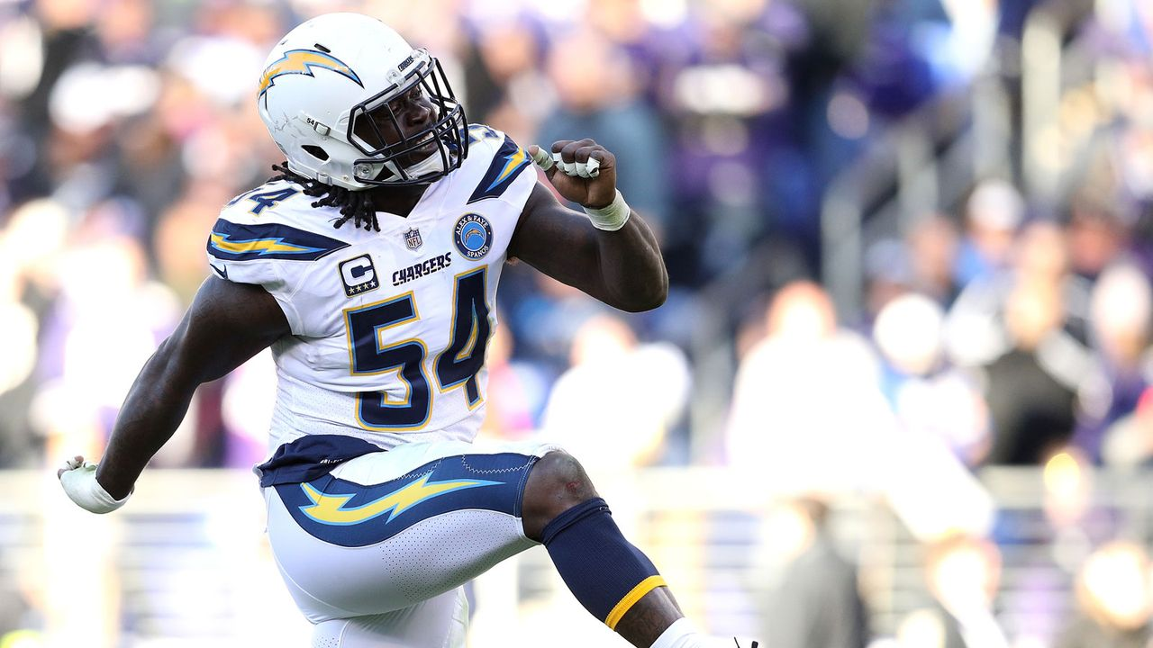 Platz 48: Melvin Ingram - Bildquelle: 2019 Getty Images