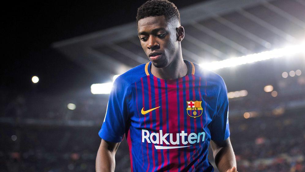 Top oder Flop bei Barca? Ousmane Dembele. - Bildquelle: 2018 Getty Images