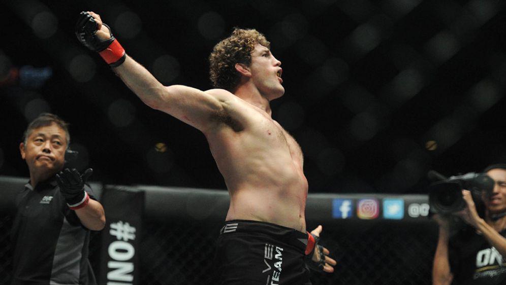 """Ben """"Funky"""" Askren gibt am 2. März in Las Vegas sein UFC-Debüt - Bildquelle: imago"""