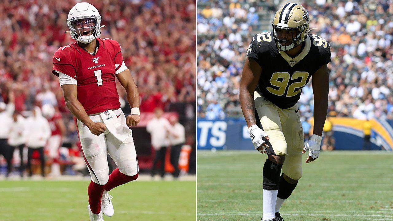 Top 5: Diese NFL-Spieler könnten in der Saison 2020 durchstarten - Bildquelle: Getty Images
