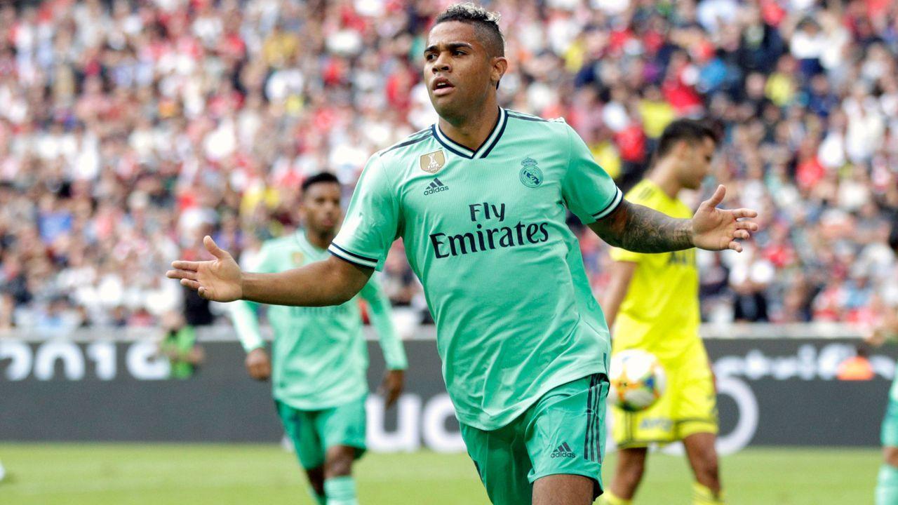 Mariano Diaz (Real Madrid) - Bildquelle: 2019 Getty Images