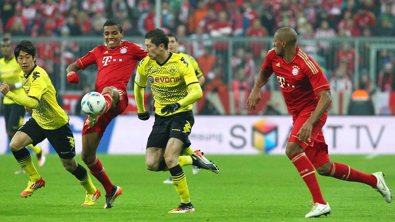 Saison 2011/2012 - Bildquelle: imago sportfotodienst